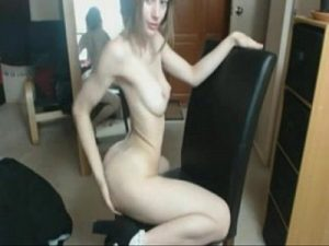 Slim Russian Girl Does An Awesome Striptease Cam Show