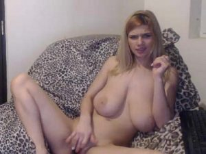 Busty Blonde Girl Andreea Naked On Free Sex Webcam