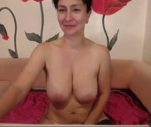 Mature Russian Woman Helga Shows Off Her Big Jugs On Porn Webcam