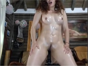 Horny Thick Webcam Girl Karla Squirts Like Crazy