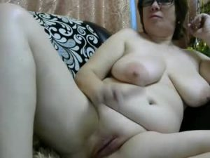 Chubby Mature Russian Lady Svetlana Gives Us A Great View Of Her Body
