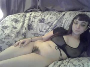 College Girl Ava Flashes Her Beautiful Hairy Cunt