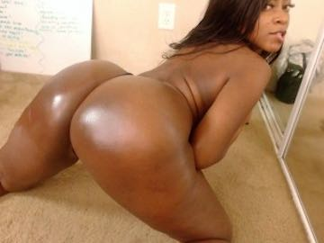 Nasty Black Lady Bigbootyjudy23 Naked On Webcam